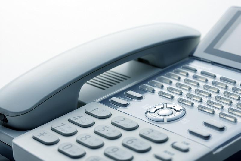携帯電話への転送に便利な「ボイスワープ」とは?